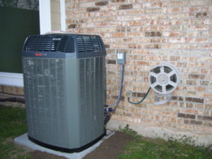 Tomball TX AC Inspection