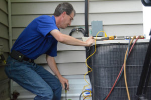 HVAC Air Conditioning Service The Woodlands