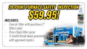 Furnace Tune Up Spring TX