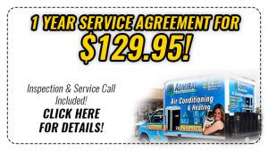 Cypress HVAC Contracted Service