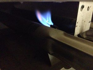 pilot light in furnace